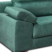 detalle sofá